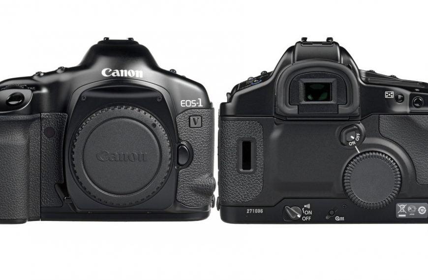 Po 80 latach Canon oficjalnie kończy sprzedaż aparatów analogowych