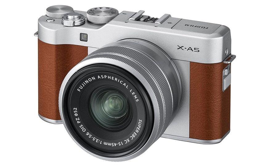 Przeciek specyfikacji aparatu Fujifilm X-T100