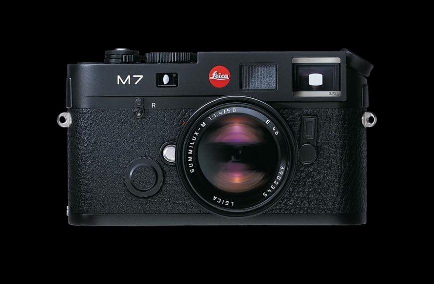 Zmierzch pewnej ery: znika Leica M7