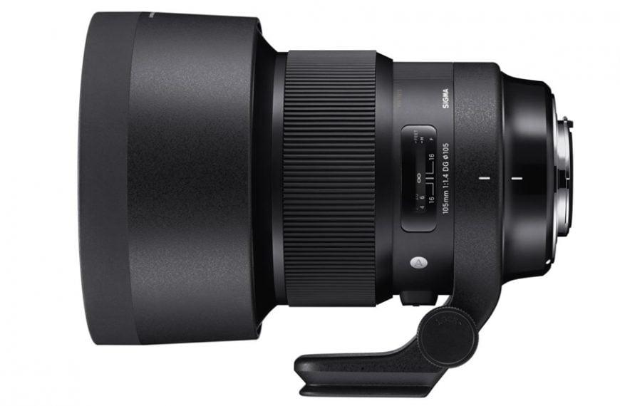 Sigma ogłasza cenę idatę wysyłki obiektywu 105 mm f/1,4 Art