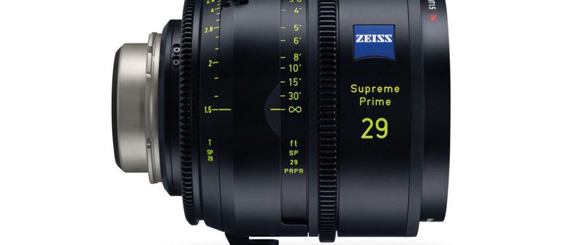 Zeiss Supreme Prime 29