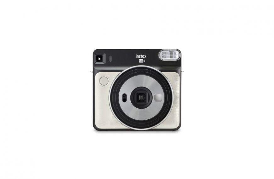 Fujifilm Instax Square SQ6: analogowy aparat dofotografii natychmiastowej robiący kwadratowe zdjęcia