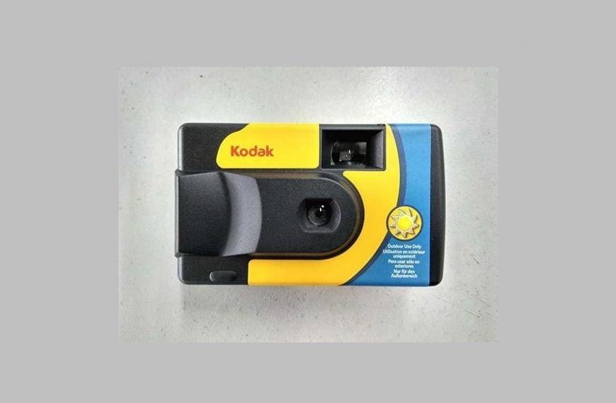 Kodak Alaris wypuszcza wEuropie jednorazowy aparat fotograficzny