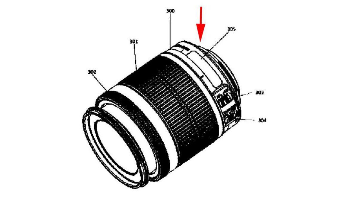 CanonEF-18-55/3.5-5.6IIIUSM-LCDScreen