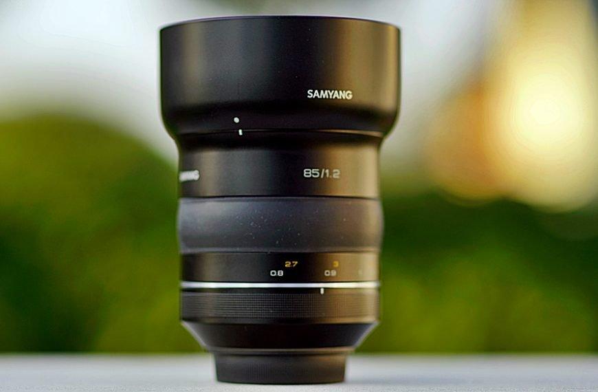 Samyang Premium XP 85 mm f/1,2: czymamy czego żałować?