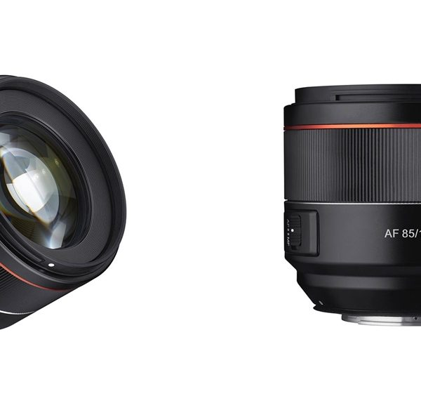 Samyang wprowadza obiektyw 85 mm f/1,4 zautofokusem dolustrzanek Canona