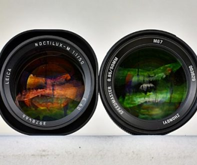Leica Noctilux-M 50 mm f/0,95 Asph., Leica Noctilux-M 50 mm f/1, Mitakon Speedmaster 50 mm f/0,95 Pro, Voigtländer Nokton 50 mm f/1,1