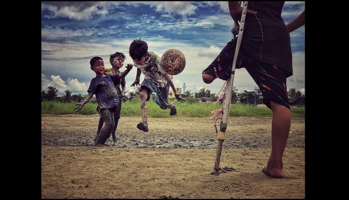 Zarni Myo Win-Chcę zagrać-3 miejsce-Fotograf Roku