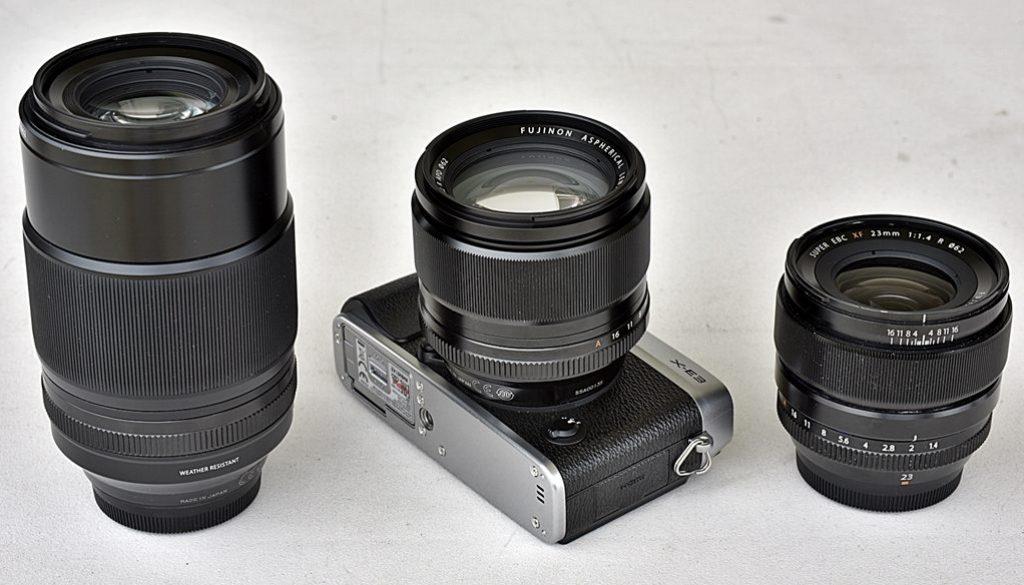 fujifilm-X-E3-three-lenses
