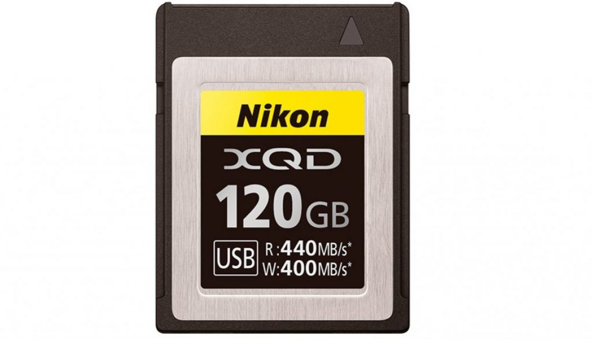 Nikon-XQD
