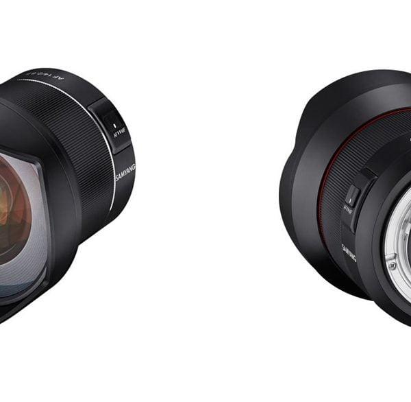 Samyang AF 14 mm f/2,8 wmocowaniu Nikon F