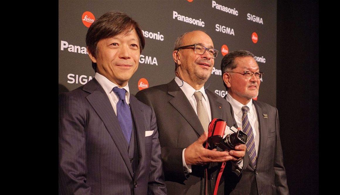 Leica -Panasonic-Sigma