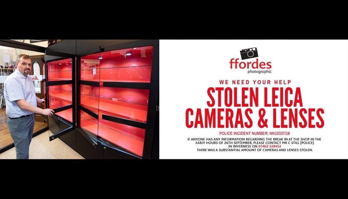 Stolen-Leica-Gear