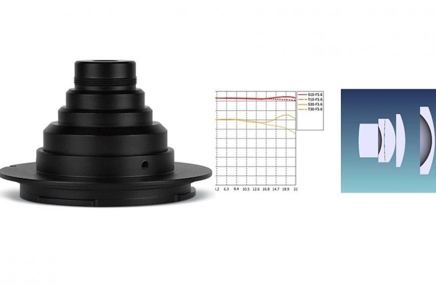 Firma 7Artisans prezentuje nowy obiektyw 35 mm f/5,6 wmocowaniu Sony E dofotografowania zdronów