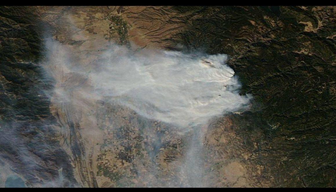NASA-California-Fires