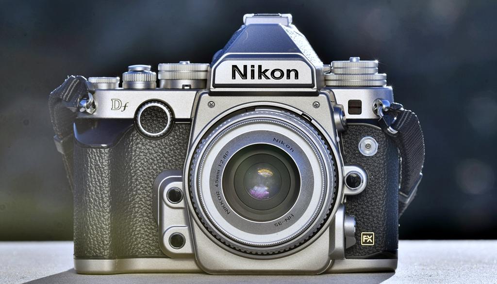 Nikon Df: powrót