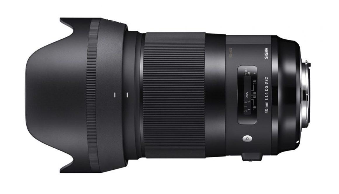 Sigma-40mm-f1.4