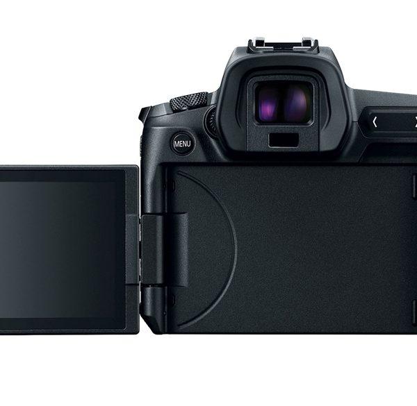 Bezlusterkowiec 8K wplanach dla serii Canon EOS R