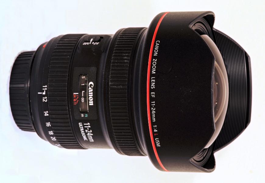 Canon EF 11-24 mm f/4L USM czyli poszerzmy nasze horyzonty