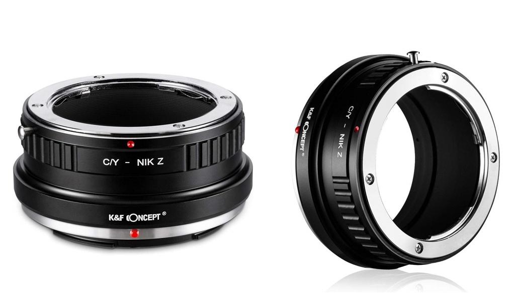K&F Concept rozpoczyna 22 stycznia wysyłkę adapterów do systemu Nikon Z