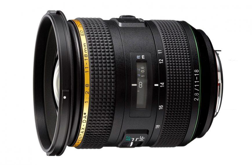 Ricoh ogłasza obiektywy Pentax 35 mm f/2 oraz11-18 mm f/2,8