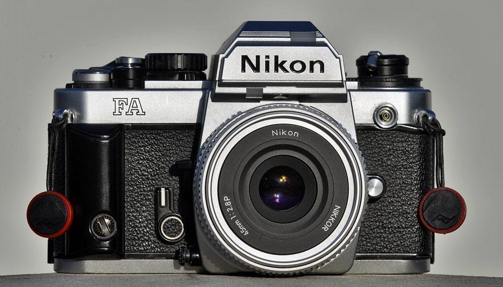 Nikon-FA