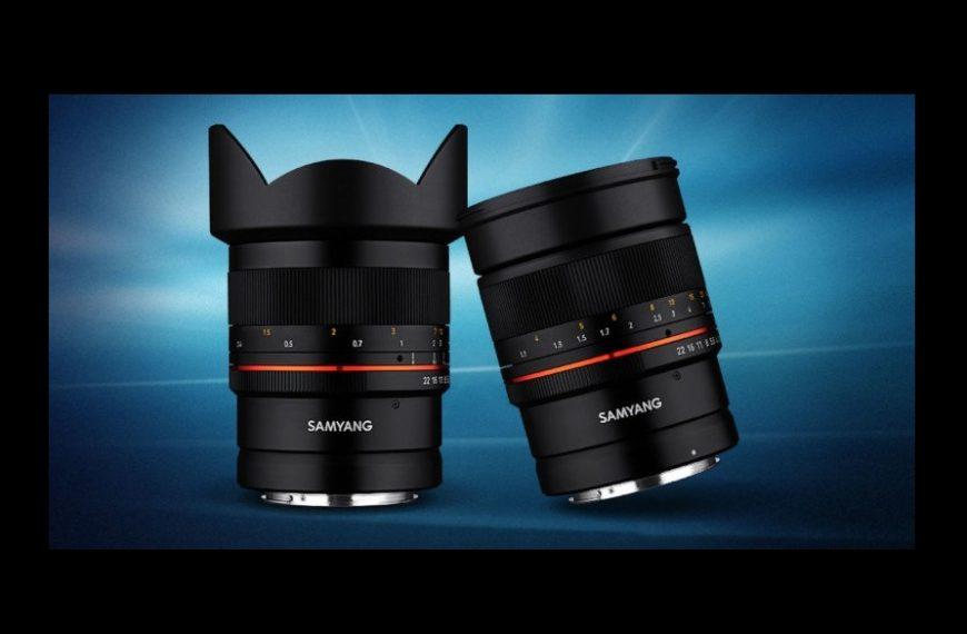 Samyang jako pierwszy producent niezależny będzie oferował obiektywy wmocowaniu Canon RF