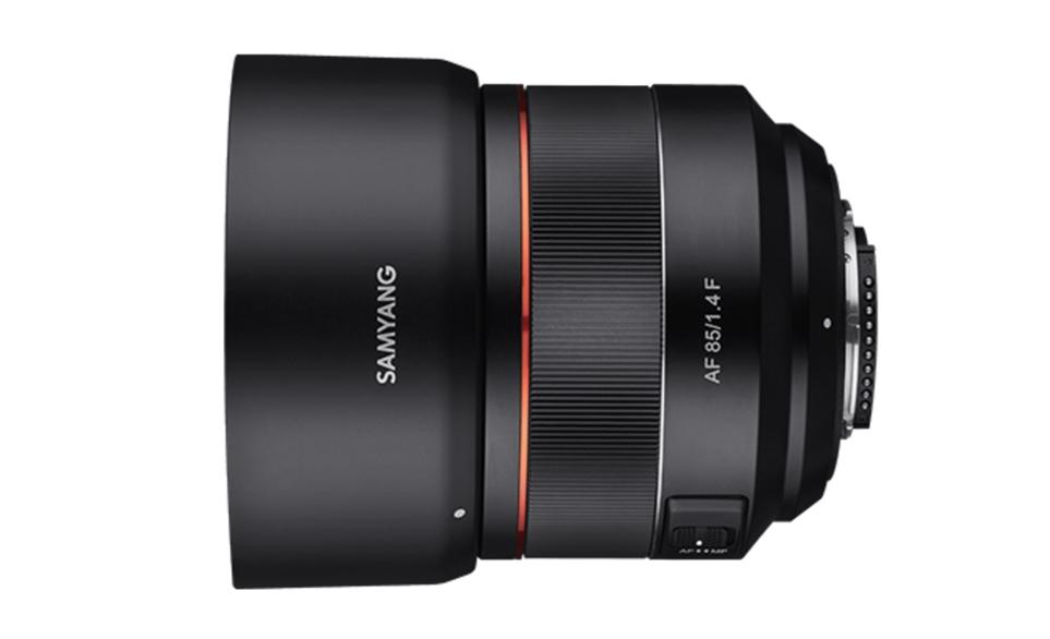 Samyang announces new 85mm AF F-mount lens and its first two Z-mount lenses