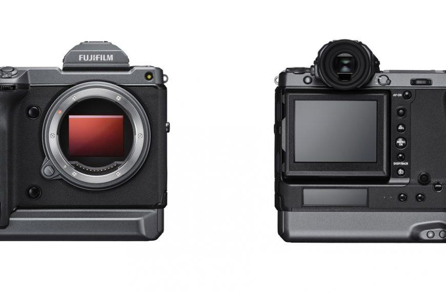 Duża aktualizacja dla aparatu Fujifilm GFX 100 ma się pojawić wczerwcu