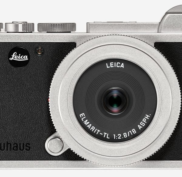 Edycja specjalna aparatu Leica CL nastulecie Bauhausu
