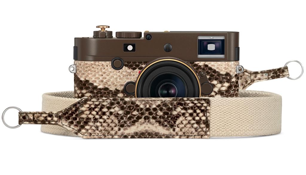 """Leica M Monochrom """"Drifter"""" w edycji limitowanej"""