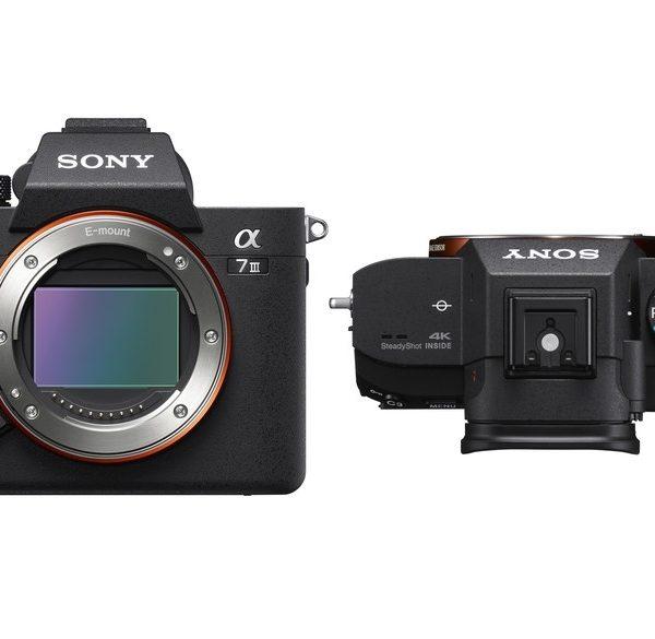 Osiem aparatów Sony otrzymuje aktualizację oprogramowania