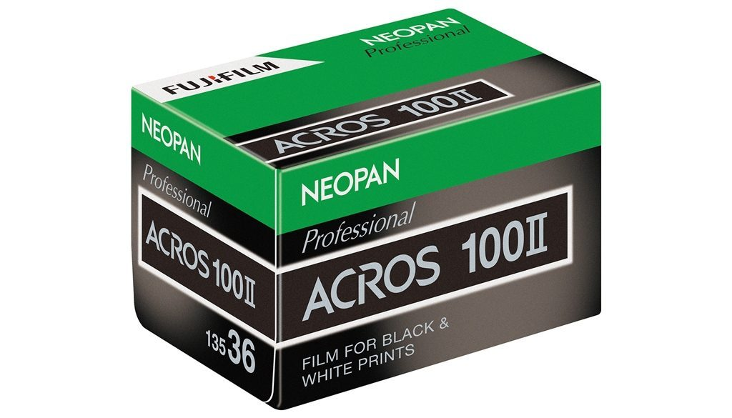 Fujifilm-Acros-100-II