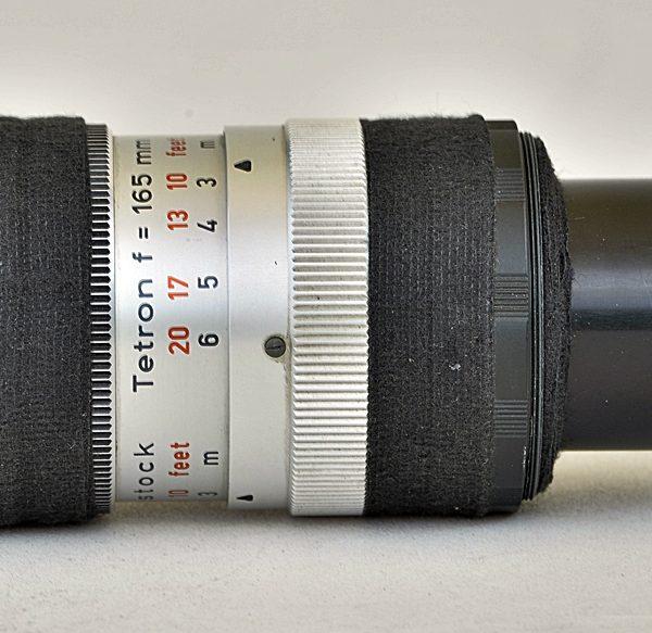 Rodenstock Tetron 165 mm: czyli dlaczego warto grzebać wstarociach