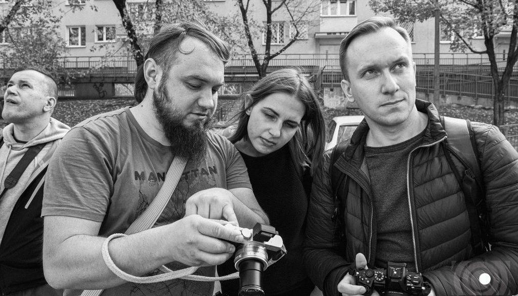 Warsztaty fotografii ulicznej z Krzyśkiem Grabarą w Interfoto.eu
