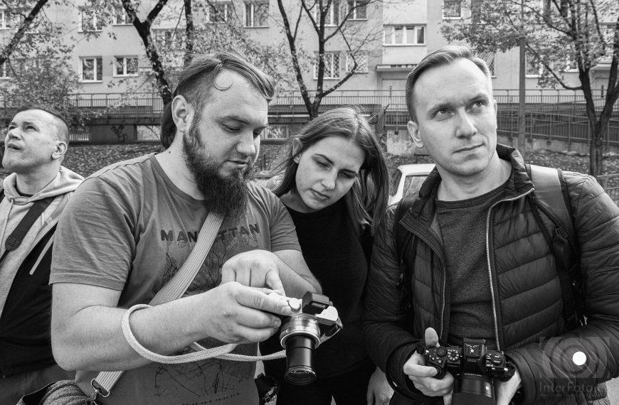 II warsztaty fotografii ulicznej zKrzyśkiem Grabarą wInterFoto.eu