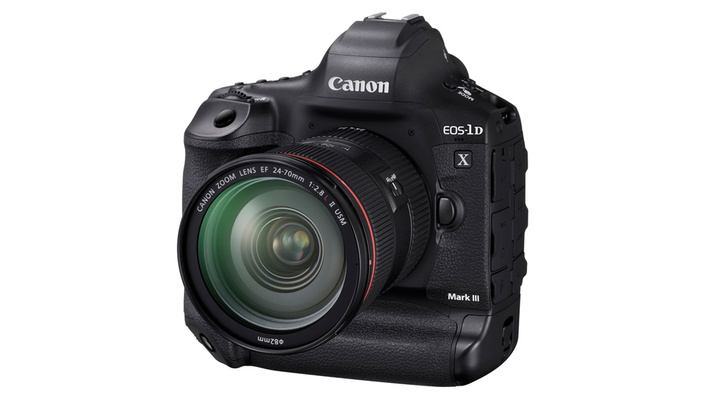 Aktualizacja oprogramowania dla aparatu Canon 1DX Mark III