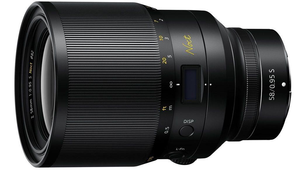 Nikkor-Z-Noct-50mm-f0.95
