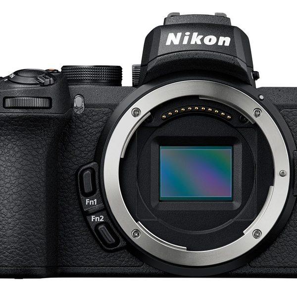 Nikon Z50, bezlusterkowiec zmatrycą formatu DX