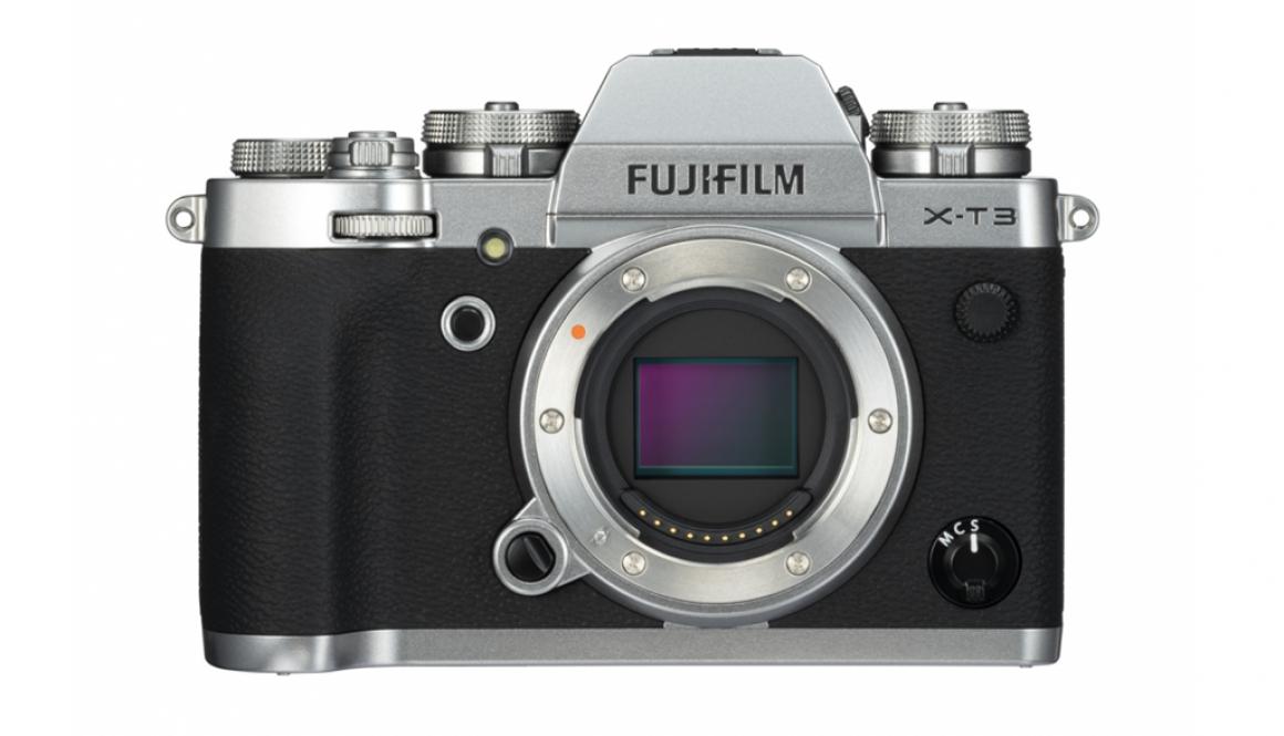 Fujifilm-X-T3-Silver-Front