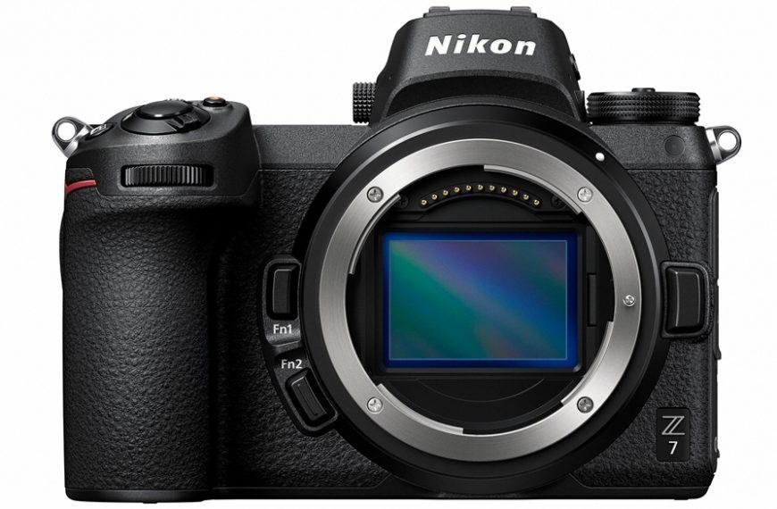 Aktualizacje oprogramowania aparatów Nikon Z6 iZ7