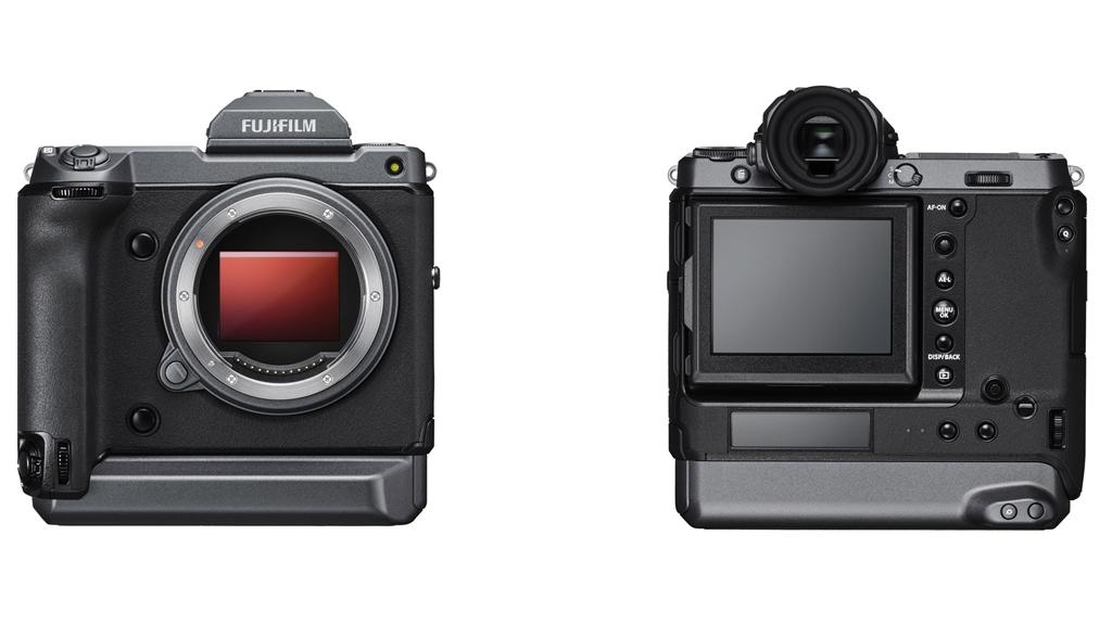 Aktualizacja oprogramowania dla aparatu Fujifilm GFX 100