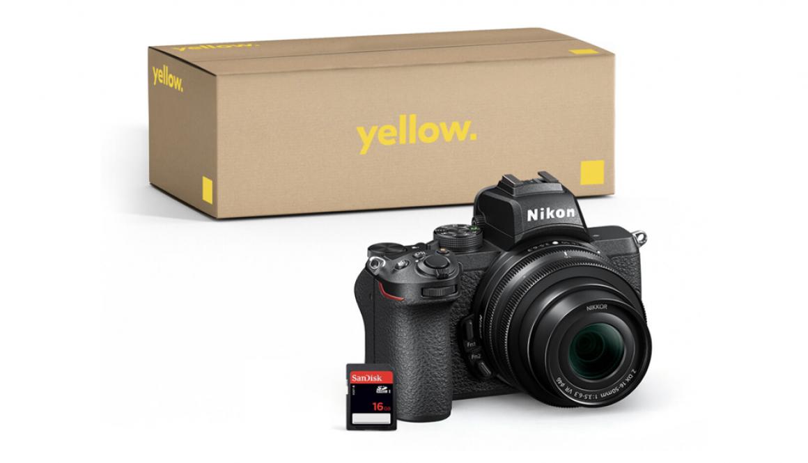 Nikon-Z-50-Yellow-PROGRAM