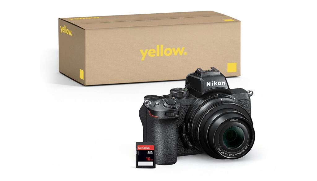 """30-dniowy okres próbny na Nikona Z50 w ramach """"Żółtego Programu"""""""