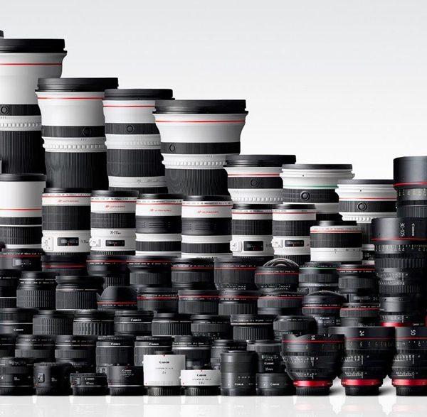 Canon skoncentruje się narozwoju optyki RF anieEF