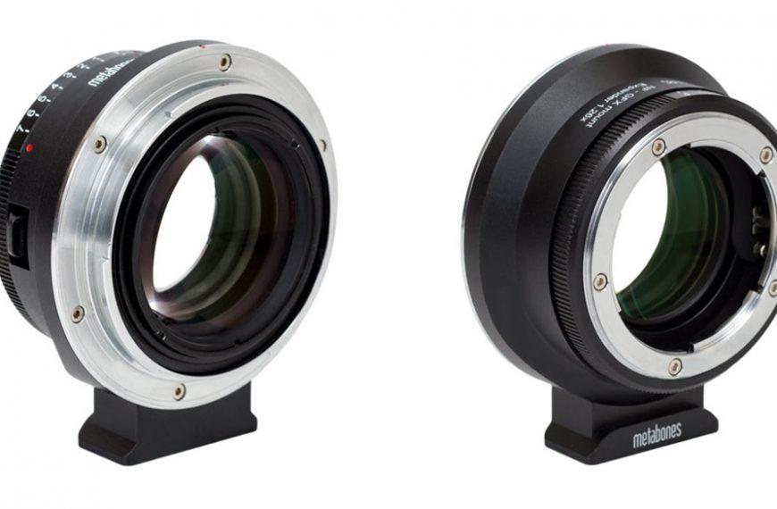 Metabones adapter Nikon F-Fujifilm G