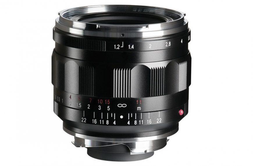 Cosina Voigtlander Nokton 35 mm F/1,4 III wmocowaniu Leica M