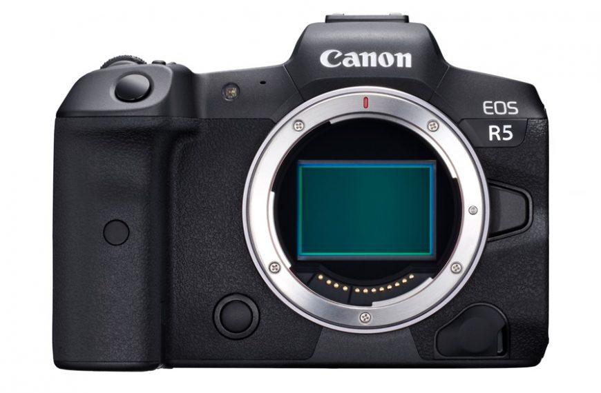 """Canon EOS R5 ma wideo 8K głównie dlatego, żeto""""ładnie wygląda"""" wmateriałach marketingowych"""