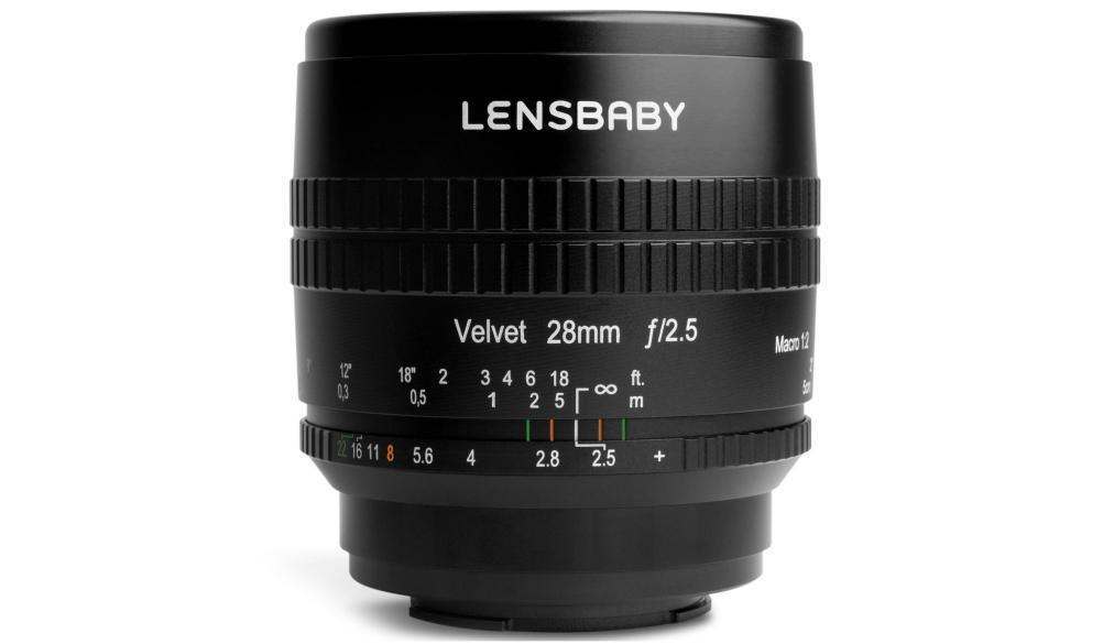 Lensbaby Velvet 28
