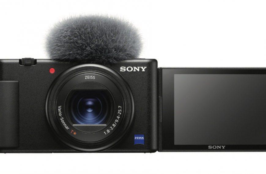 Aparat Sony ZV-1 może być teraz używany jako kamera internetowa poprzez kabel USB